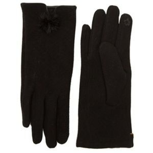 Solid Soft Touch Screen Glove